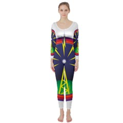 Broadcast Long Sleeve Catsuit