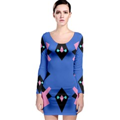 Alvilde Ingjerd  Long Sleeve Bodycon Dresses