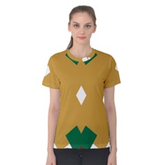 Alvilde Green 2 Women s Cotton Tees