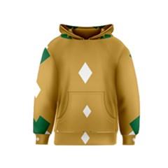 Alvilde Green 2 Kid s Pullover Hoodies