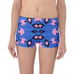 Alvilde Dina Reversible Boyleg Bikini Bottoms