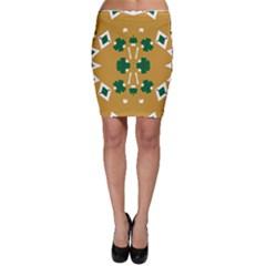 Alvilde Dina Green 2 Bodycon Skirts