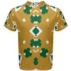 Alvilde Camilla Green 2 Men s Cotton Tees