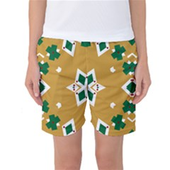 Alvilde Camilla Green 2 Women s Basketball Shorts