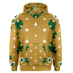 Alvilde Berit Green 2 Men s Pullover Hoodies