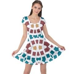 Anita Silvia Cap Sleeve Dresses