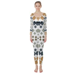Anita Dina Long Sleeve Catsuit