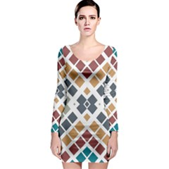 Anita Birgitte Long Sleeve Bodycon Dresses