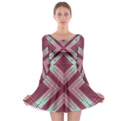 Arnfrid Kristine Long Sleeve Skater Dress