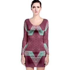 Arnfrid Jolene Long Sleeve Bodycon Dresses