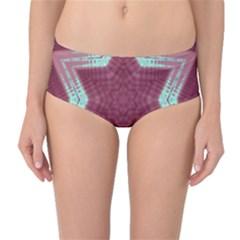 Arnfrid Jolene Mid Waist Bikini Bottoms