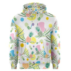 Pineapple Pattern 03 Men s Pullover Hoodies