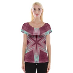 Arnfrid Ingjerd Women s Cap Sleeve Top