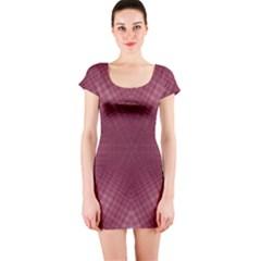 Arnfrid Hilde Short Sleeve Bodycon Dresses