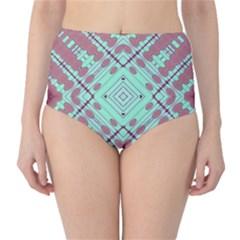 Arnfrid Fia High-Waist Bikini Bottoms