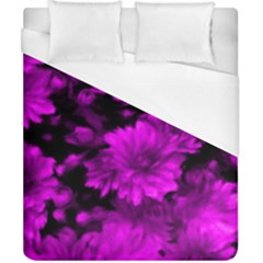 Phenomenal Blossoms Hot  Pink Duvet Cover Single Side (double Size)