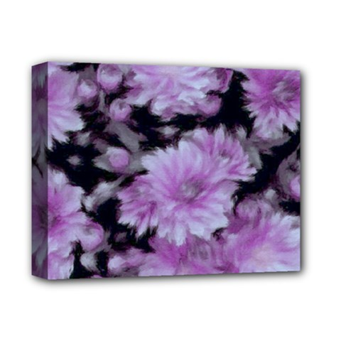 Phenomenal Blossoms Lilac Deluxe Canvas 14  x 11