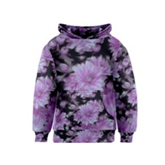 Phenomenal Blossoms Lilac Kid s Pullover Hoodies