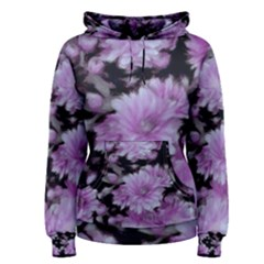 Phenomenal Blossoms Lilac Women s Pullover Hoodies
