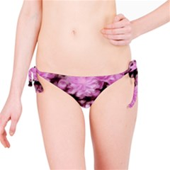 Phenomenal Blossoms Pink Bikini Bottoms