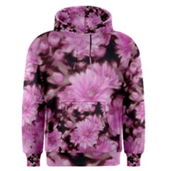 Phenomenal Blossoms Pink Men s Pullover Hoodies