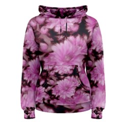 Phenomenal Blossoms Pink Women s Pullover Hoodies