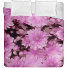 Phenomenal Blossoms Pink Duvet Cover (king Size)
