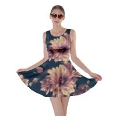 Phenomenal Blossoms Soft Skater Dresses