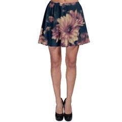 Phenomenal Blossoms Soft Skater Skirts