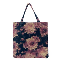 Phenomenal Blossoms Soft Grocery Tote Bags