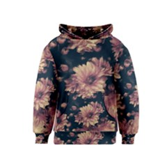 Phenomenal Blossoms Soft Kid s Pullover Hoodies