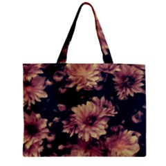 Phenomenal Blossoms Soft Zipper Tiny Tote Bags
