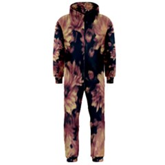 Phenomenal Blossoms Soft Hooded Jumpsuit (men)
