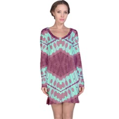 Arnfrid Elena Long Sleeve Nightdresses
