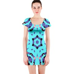 Benny Guttorm Short Sleeve Bodycon Dresses