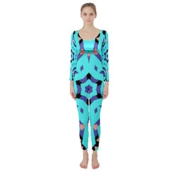 Benny Guttorm Long Sleeve Catsuit