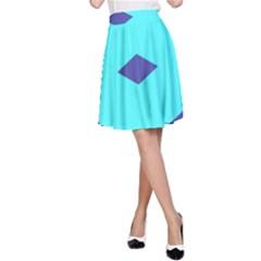 Benny Frank A Line Skirts