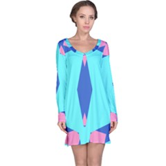 Benny Erich Long Sleeve Nightdresses
