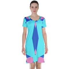 Benny Erich Short Sleeve Nightdresses