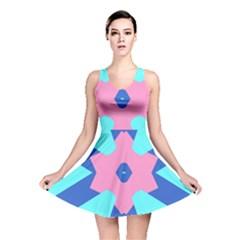 Benny Dorian Reversible Skater Dresses