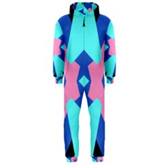 Benny Dorian Hooded Jumpsuit (Men)