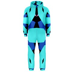 Benny Burt Hooded Jumpsuit (men)