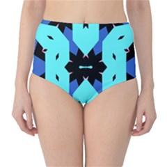 Benny Alex High Waist Bikini Bottoms