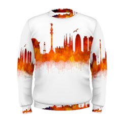Barcelona 02 Men s Sweatshirts