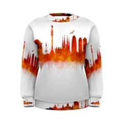 Barcelona 02 Women s Sweatshirts