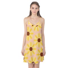 Sunflowers Everywhere Camis Nightgown