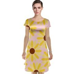 Sunflower Cap Sleeve Nightdresses