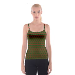 Ugly Christmas Sweater  Spaghetti Strap Tops