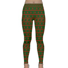 Ugly Christmas Sweater  Yoga Leggings