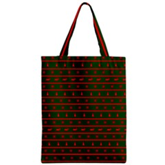 Ugly Christmas Sweater  Zipper Classic Tote Bags